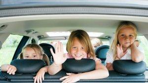 Прокат автомобилей с водителем Алматы для детей