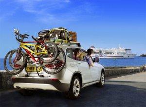 Прокат автомобилей с водителем Алматы в поход
