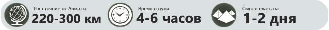 Прокат авто Алматы в Каньон Темирлик
